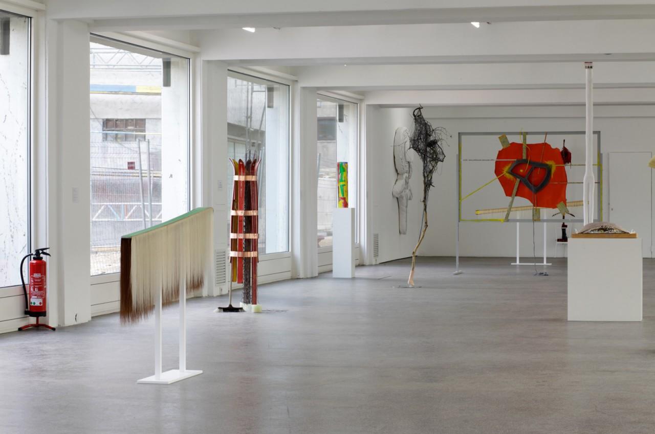 ALEXANDRA BIRCKEN 'Blondie', Kölnischer Kunstverein, Cologne, 2010