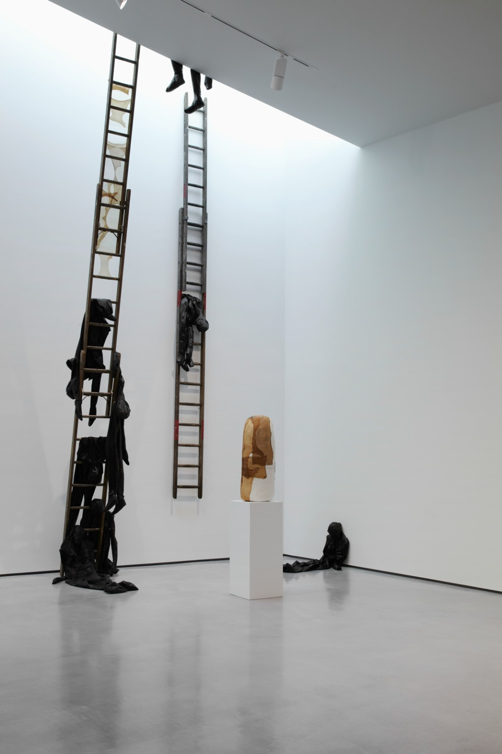 ALEXANDRA BIRCKEN 'ESKALATION', The Hepworth Wakefield, UK, 2014