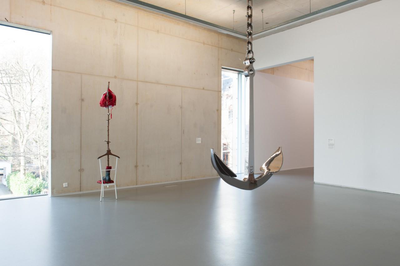 ALEXANDRA BIRCKEN 'Alexandra Bircken', Museum Boijmans van Beuningen, Rotterdam, 2014