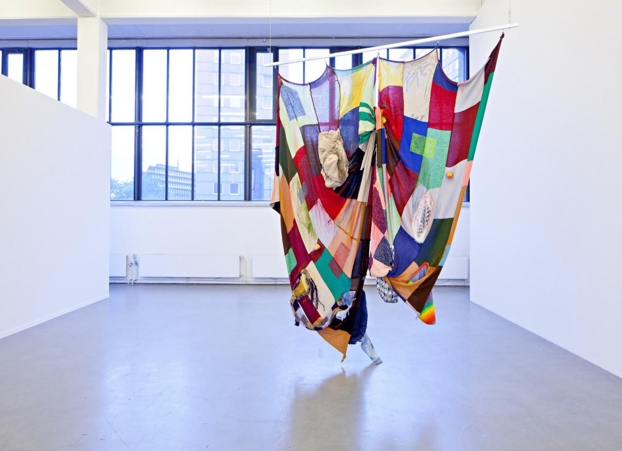 ALEXANDRA BIRCKEN 'Hausrat', Kunstverein Hamburg, 2012