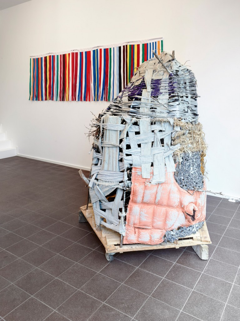 ALEXANDRA BIRCKEN 'État', Piece Unique, Cologne, 2015
