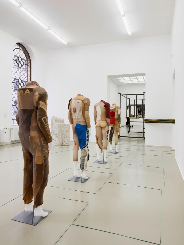 ALEXANDRA BIRCKEN STRETCH, Kunstverein Hannover, Hannover, 2016