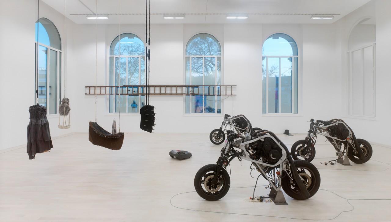 ALEXANDRA BIRCKEN Parallelgesellschaften, Künstlerraum, K21 Ständehaus, Düsseldorf, 17.12. 2016 – 01.12.2017