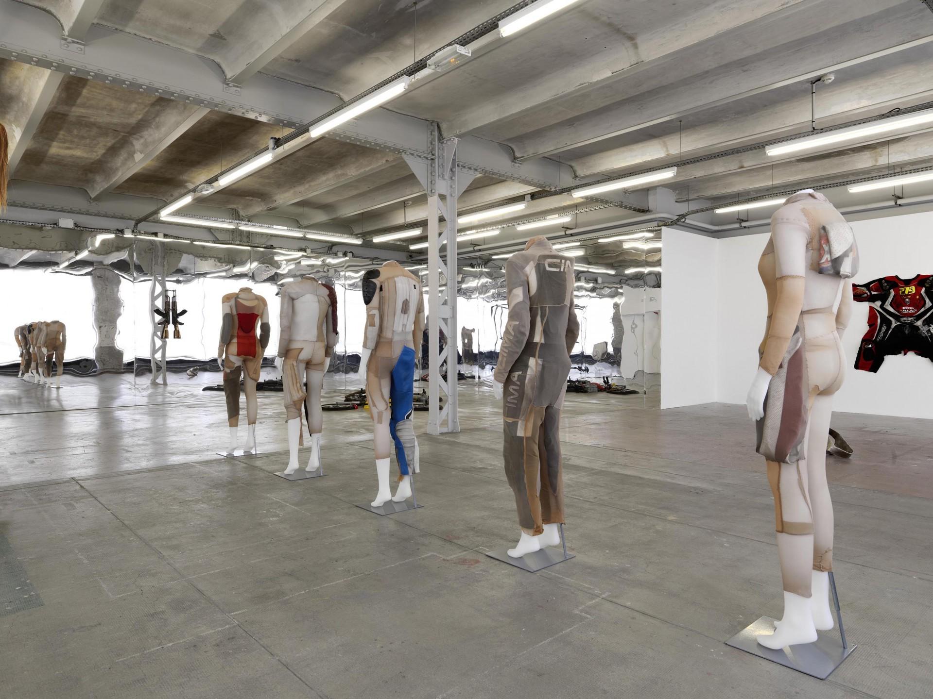 ALEXANDRA BIRCKEN STRETCH, Centre de l'art contemporain d'Ivry, le Crédac, France, 07.09. – 17.12.2017